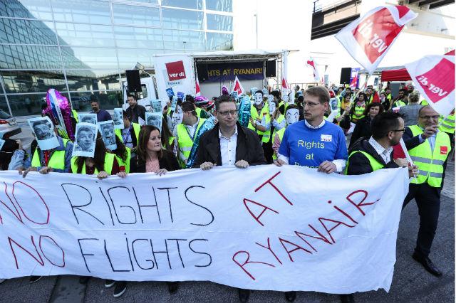 Ryanair strike 640 c Armando Babani EPA-EFE REX Sh