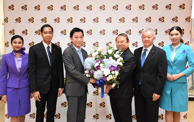 Thai Airways chief