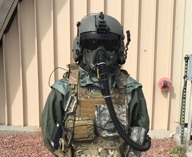 USAF Joint Service Aircrew Mask (JSAM)