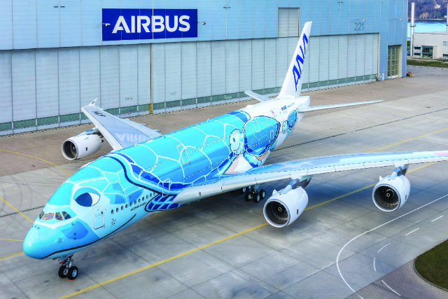A380 endangered species 640 c Airbus