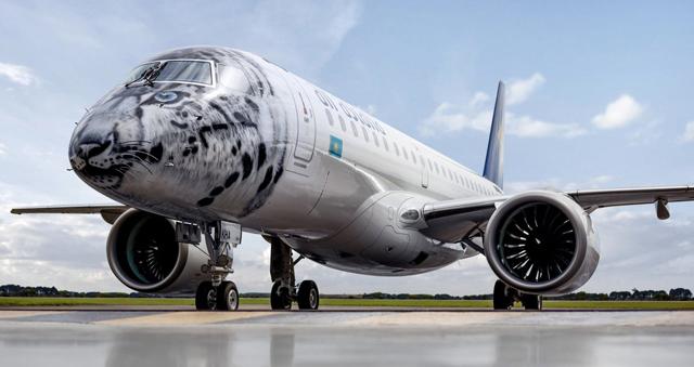 Air Astana E2