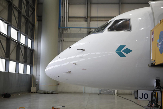 Air Dolomiti livery