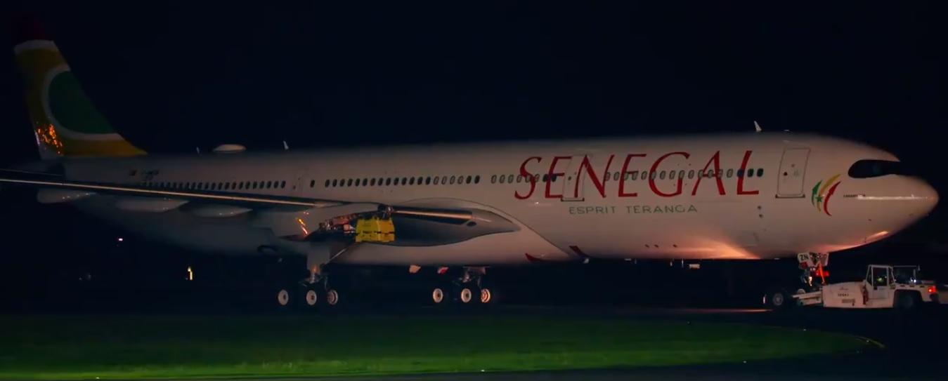 Air Senegal A330neo