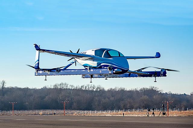 Boeing Electric air taxi