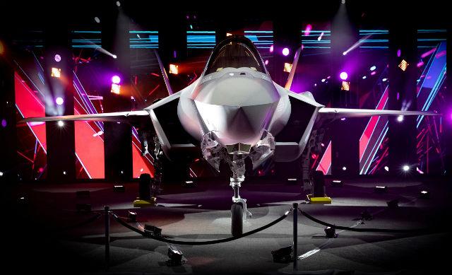 Dutch F-35A - Lockheed Martin