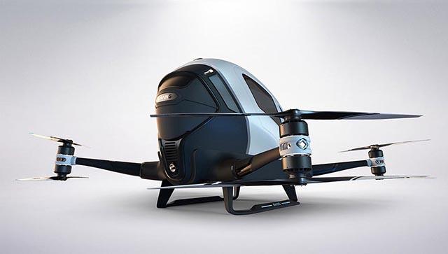 Ehang 814 UAV