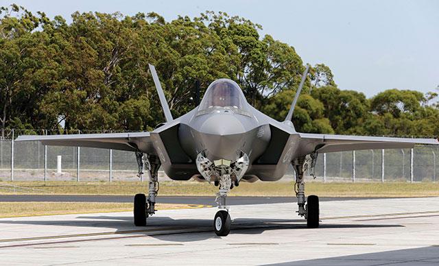 F-35-c-Darren-Pateman EPA EFE Rex Shutterstock