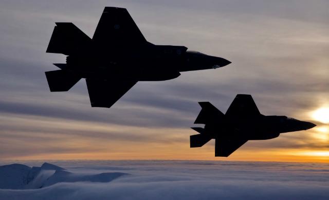 F-35As - Royal Norwegian Air Force