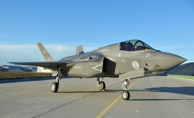 F-35B Cameri - Italian defence ministry