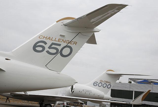 G650+Global 6000 c Wallace Woon EPA-EFE REX Shutte