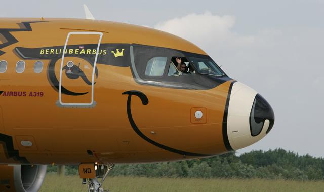 Germanwings bear