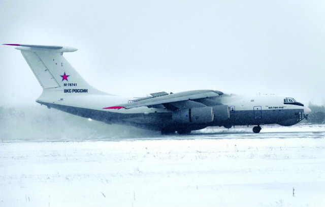 Il-78M-90A - United Aircraft
