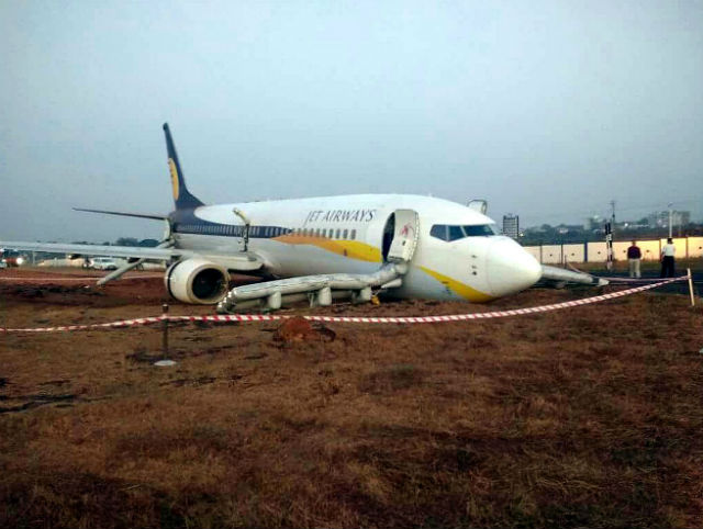 Jet Airways Goa 640 c Xinhua News Agency REX Shutt