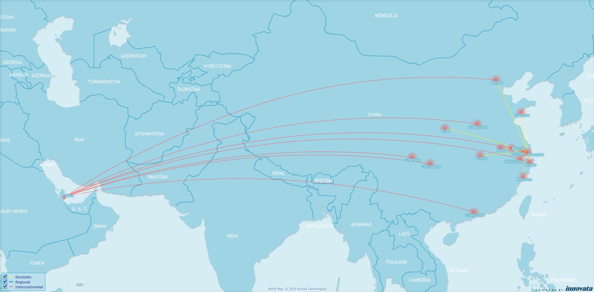 qatar chinese network