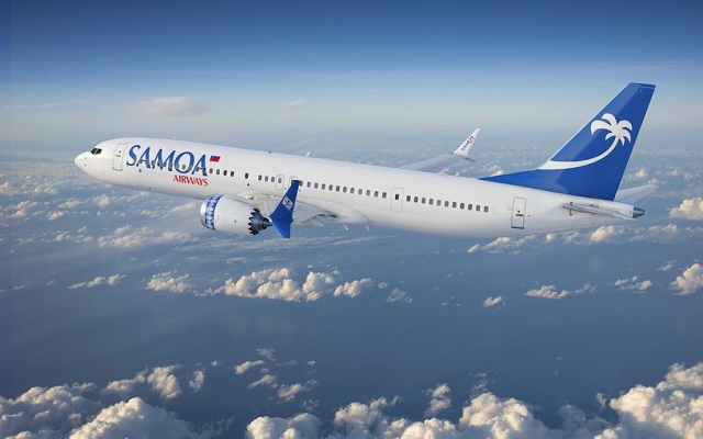 Samoa Airways 737-9