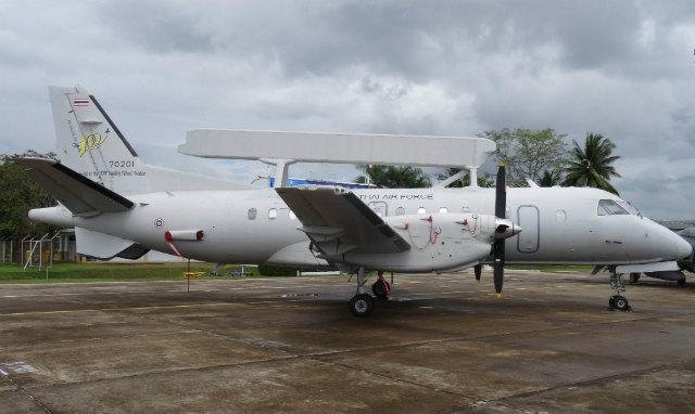 Thai Saab 340 - Craig Hoyle/FlightGlobal