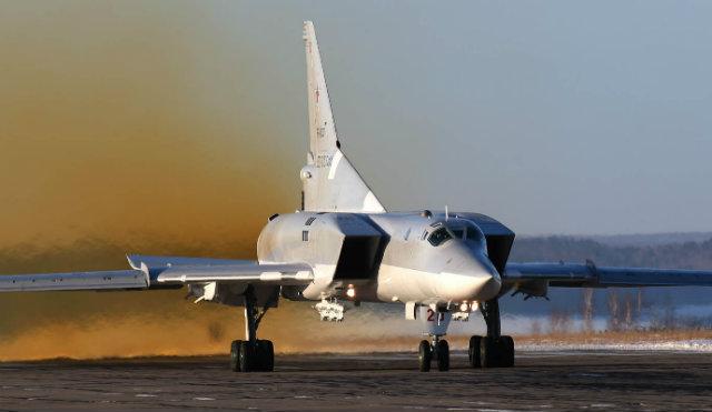 Tu-22M - Rostec