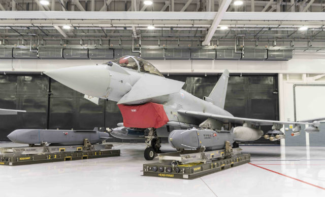Typhoon Storm Shadow - Crown Copyright