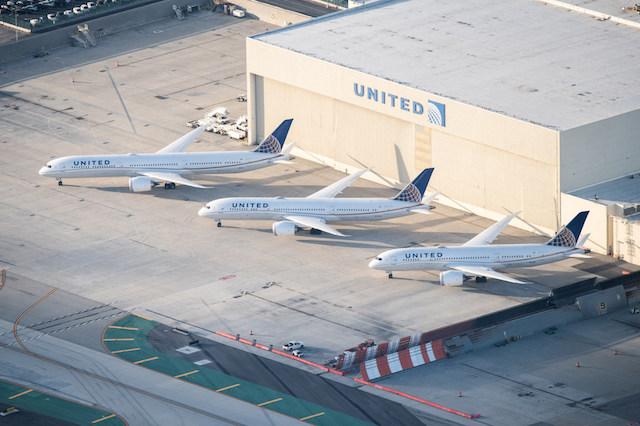 United 787 family