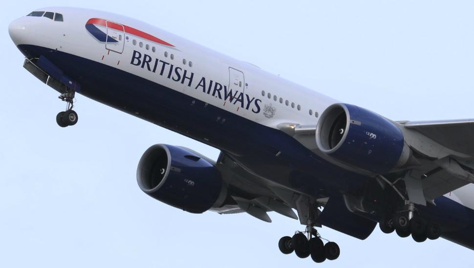 BA 777-200