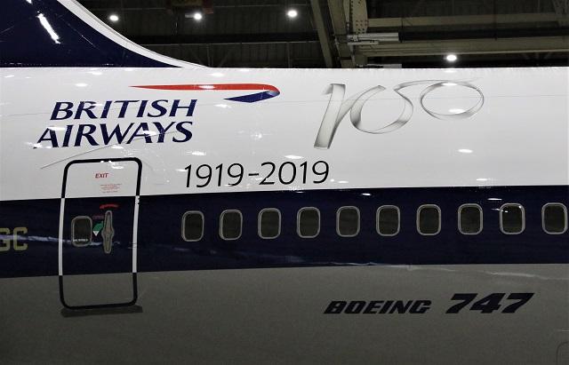 BOAC 747 retro max kj