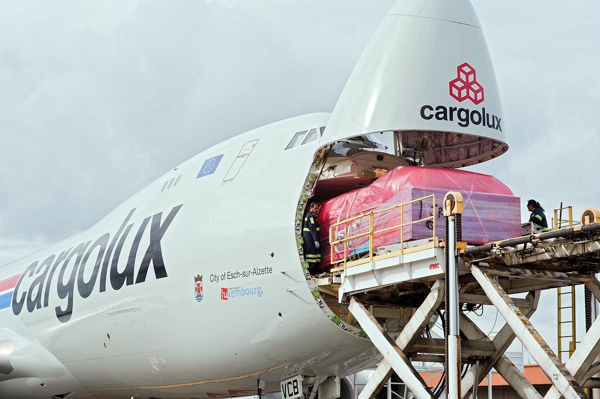 Cargolux 747F