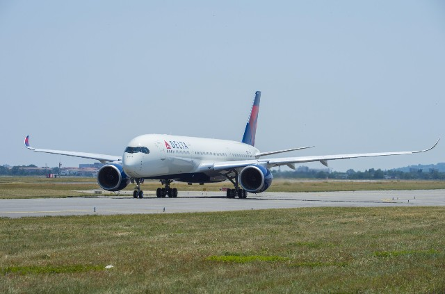 Delta A350 640 c Airbus