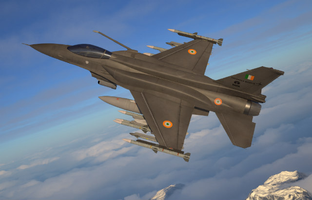 F-21 - Lockheed Martin