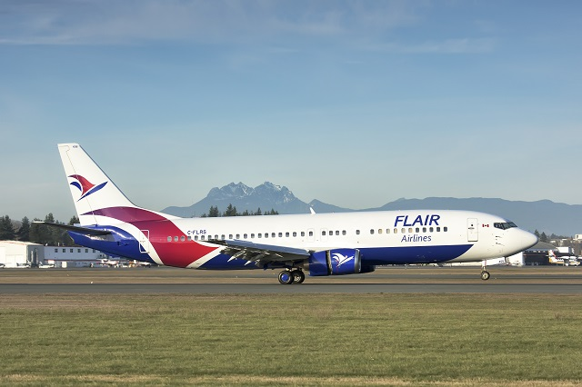 Flair old livery