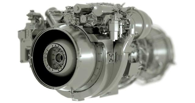 General Electric T901 turbine engine