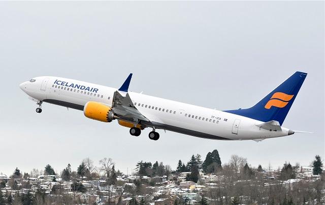 Icelandair 737 MAX 9-640