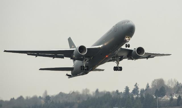 KC-46A for Altus - Boeing