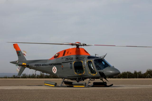 Portuguese air force AW119Kx