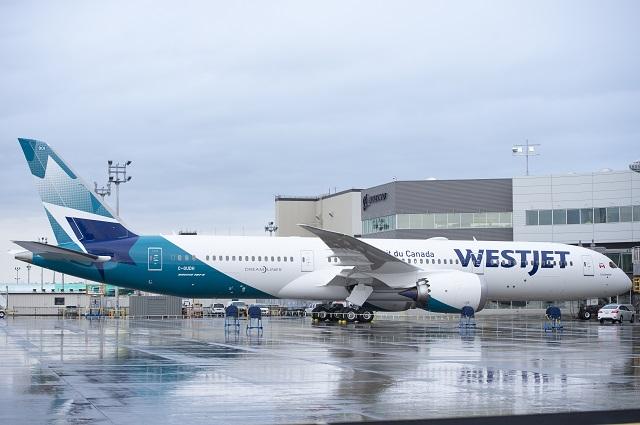 WestJet Dreamliner 2