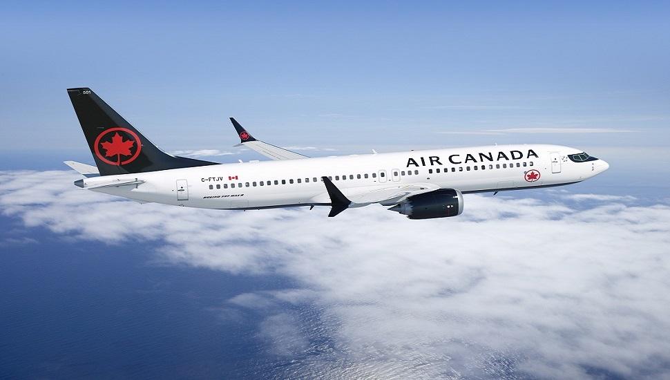 737 Max Air Canada
