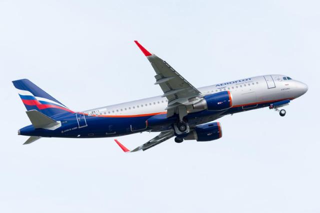 Aeroflot A320 CFM56