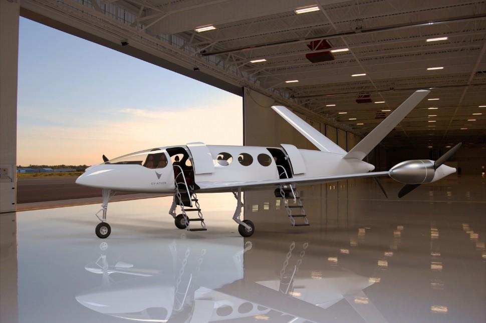 Alice - Eviation Aviation