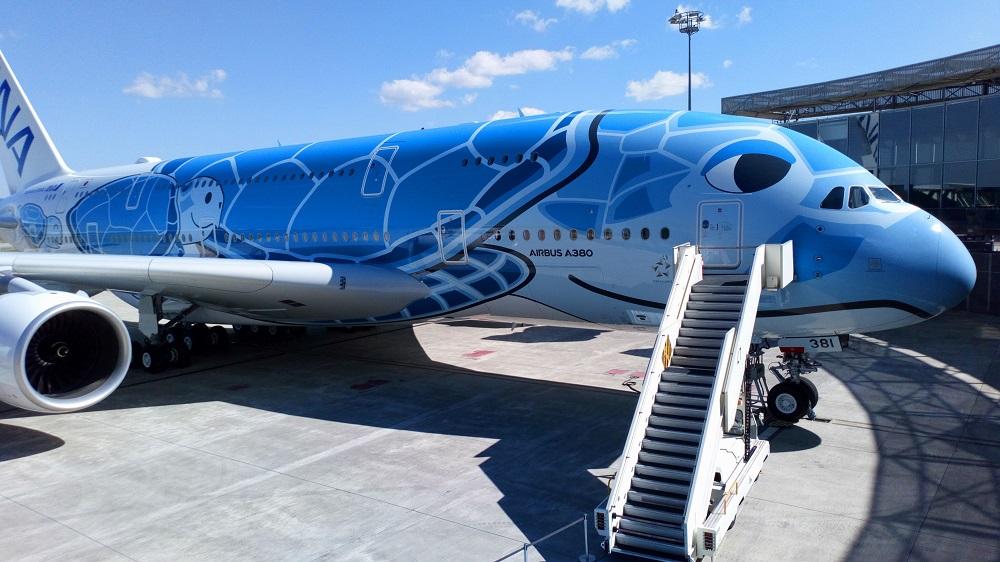 ANA A380 MSN262