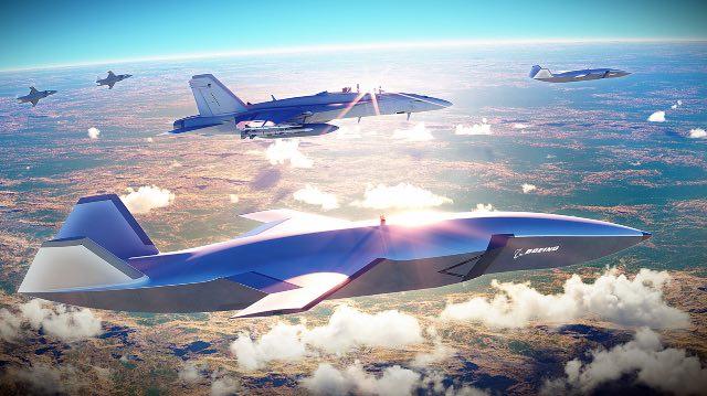 ATS Super Hornet - Boeing