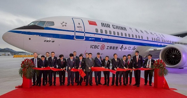 Boeing Air China