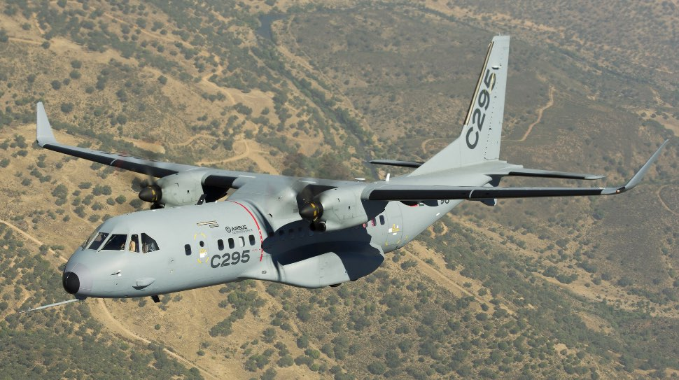 C295W - Airbus Defence & Space