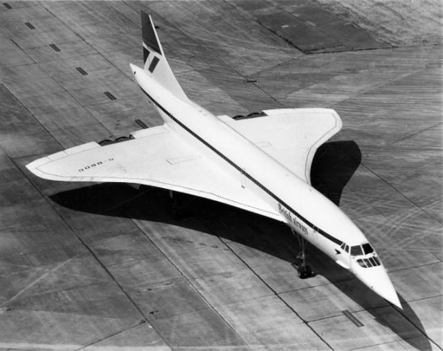 concorde 640 FlightGlobal archive