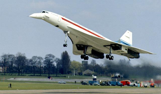 Concorde - Airbus