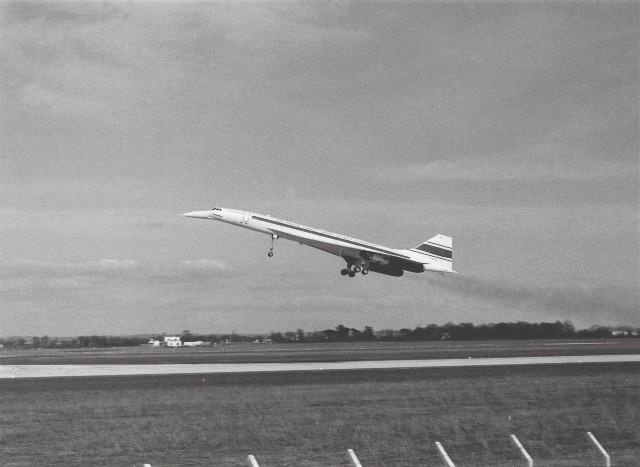 concorde first flight 640 - c FlightGlobal archive