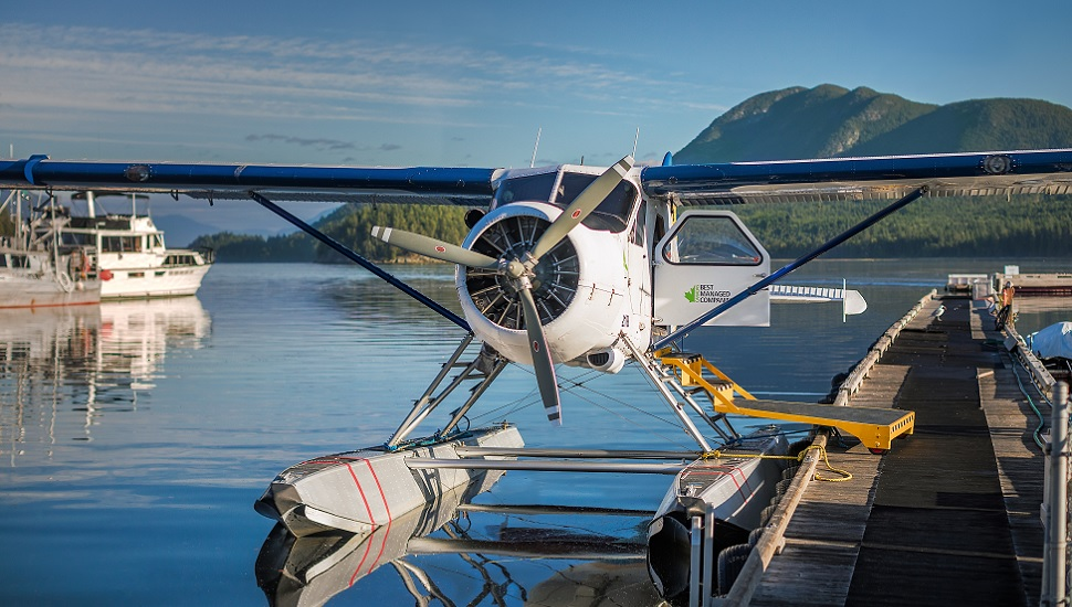 DHC-2 Beaver Harbour Air