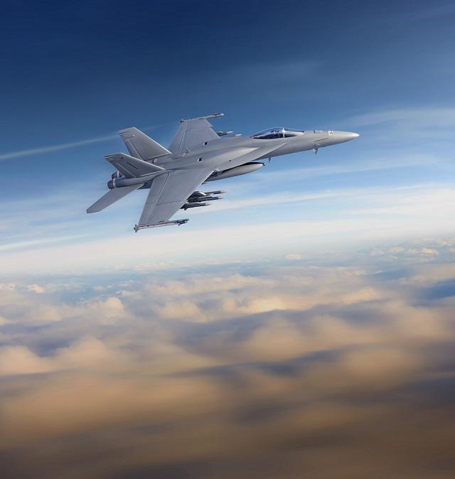 F/A-18E Block III