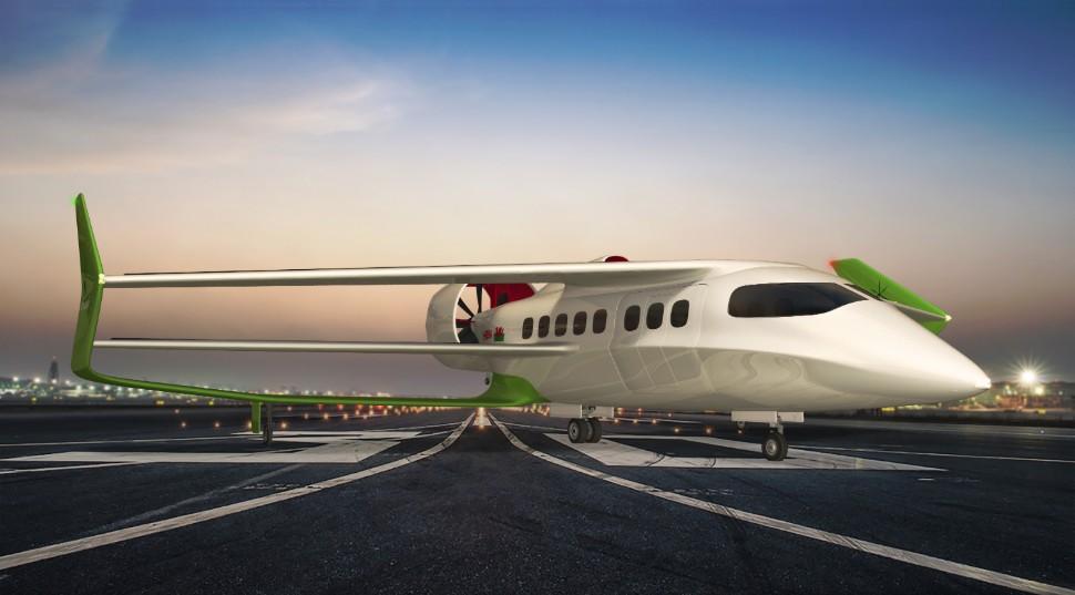 Faradair runway impression c Faradair
