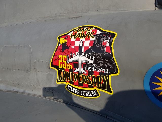 Hawk RMAF 25