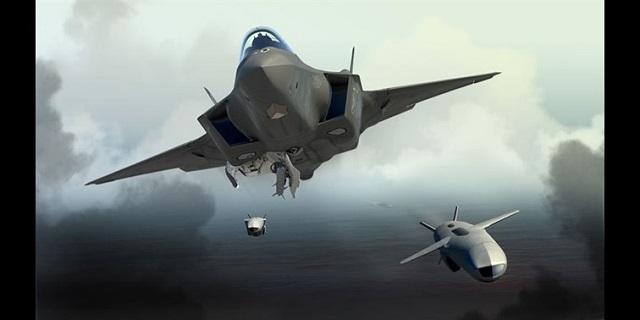 Kongsberg JSM F-35