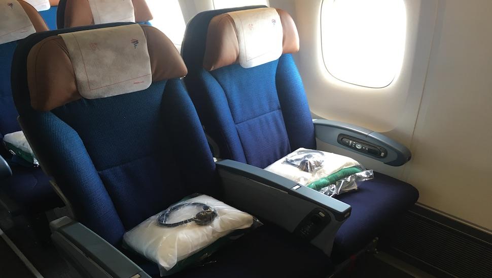 LATAM LATAM+ seats